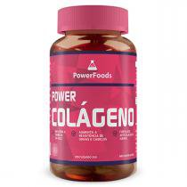 Power Colágeno - 500 cápsulas - PowerFoods - PowerFoods