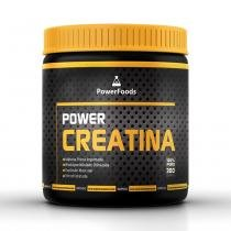 Power Creatina 300g - PowerFoods -