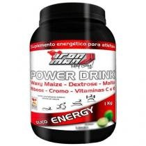 Power Drink - Sabor Açaí C/ Guaraná - 1000g  New Millen -