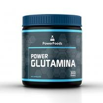 Power Glutamina 300g - PowerFoods - PowerFoods