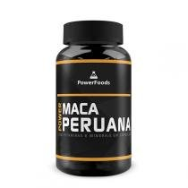 Power Maca Peruana - 600 cápsulas - PowerFoods