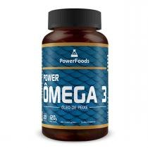Power Ômega 3 - 120 cápsulas - PowerFoods - PowerFoods