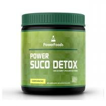 Power Suco Detox - 900g - PowerFoods