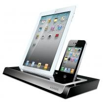 Power View Pro Dock Station e Carregador para iPad, iPhone e iPod, USB 4531 - i.Sound - iSound