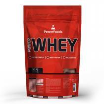 Power Whey - Refil 900 gramas - PowerFoods - PowerFoods