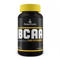 PowerBCAA - 600 cápsulas - PowerFoods