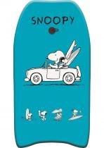 Prancha Bodyboard Snoopy - Azul - Bel lazer