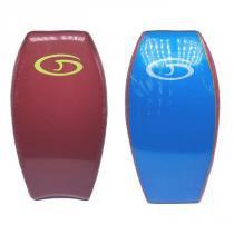 Prancha Miniboard Genesis Vermelho com fundo Azul Claro -