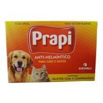 Prapi Coveli 4 Comprimidos - Coveli