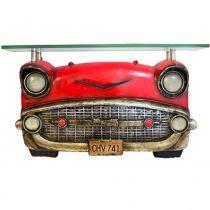 Prateleira Bel Air Chevrolet Vermelho 1953 Oldway - Versare Anos Dourados