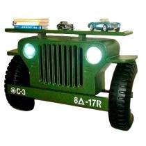Prateleira Jeep Militar - Versare Anos Dourados
