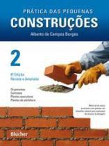 Pratica Das Pequenas Construcoes Vol 2 - Blucher - 1