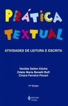 Prática textual: atividades de leitura e escrita -