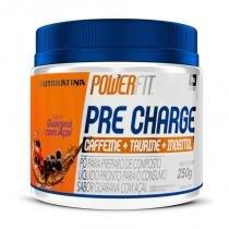 Pre Charge Nutrilatina PowerFit Guaraná com Açaí - 250g -