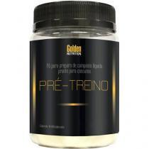Pré-Treino Limão 150g - Golden Nutrition