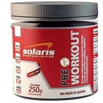 Pré-Treino Pre Workout 250g Açaí e Guaraná - Solaris Nutrition