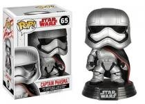 PRÉ VENDA: Pop Capitã Phasma (Captain Phasma): Star Wars: Os Últimos Jedi (The Last Jedi) 65 - Funko - Funko