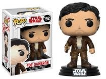 PRÉ VENDA: Pop Poe Dameron: Star Wars: Os Últimos Jedi (The Last Jedi) 192 - Funko - Funko