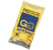 Prego S/ Cabeça 17 X 21 MM - 1 Kg - Gerdau Aços Longos - Gerdau aços longos s/a