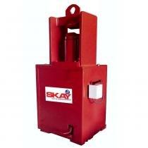 Prensa arqueadora de molas 50 toneladas trifásica - Skay Skay