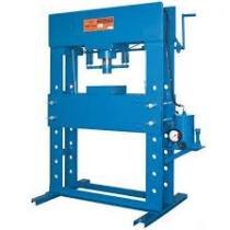 Prensa hidráulica 100 ton manômetro - Bovenau