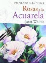Preparado para pintar rosas a la acuarela - El drac - brasil