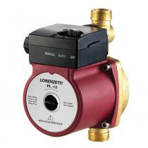 Pressurizador de água Lorenzetti PL-12 - (12MCA) - Lorenzetti