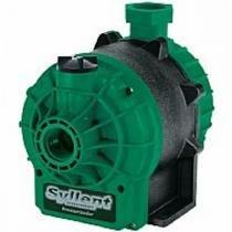 Pressurizador para Rede Hidráulica - Com Fluxostato interno 3/4  CV -Syllent- Aqquant - Aqquant sylent