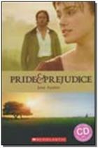 Pride and prejudice - with audio-cd - level 3 - Richmond