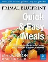 Primal Blueprint Quick and Easy Meals - Midpoint trade books