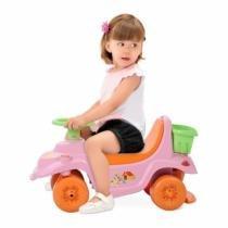 Primeiros Passos Baby - Rosa - Bandeirante 1021 - Brinquedos bandeirante