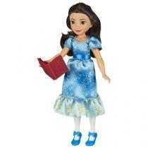 Princesas Disney Helena of Avalor - Boneca Isabel com Acessórios Hasbro