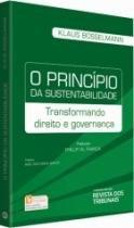Principio Da Sustentabilidade, O - Rt - 952571