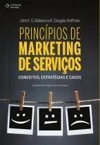 Principios de marketing de servicos: conceitos, es - Cengage
