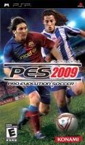 Pro Evolution Soccer 2009 Psp - KONAMI