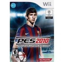 Pro Evolution Soccer 2010 PES 10 - WII - Konami