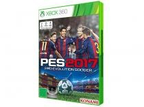 Pro Evolution Soccer 2017 para Xbox 360 - Konami