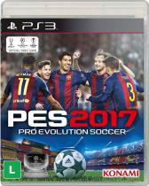 Pro Evolution Soccer 2017 PES 17 - PS3 - Konami