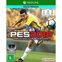 PRO EVOLUTION SOCCER 2018 - Xbox One - Konami