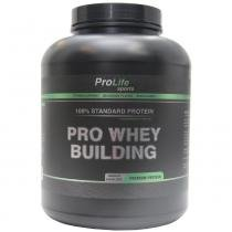 Pro Whey Building 2kg  Pro Life Sports - Chocolate - Pro Life Sports