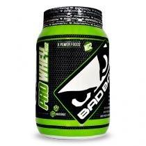 Pro Whey Protein NO2 Bad Boy Morango 900g - Saúde Garantida