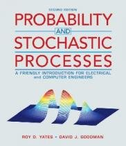 Probability and stochastic processes: a friendly introduction for electrical and computer engineers, 2nd edition - Wie - wiley international editions