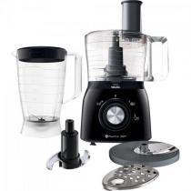 Processador de alimentos com liquidificador ri7630/91 110v preto philips walita -