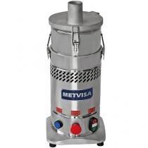 Processador de Alimentos Industrial Metvisa - CUT.2,5 Inox 245W 1 Velocidade
