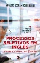 Processos seletivos em ingles - 9788578441456 - Disal editora