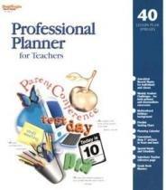 Professional planner for teachers - Houghton mifflin