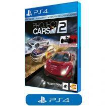 Project Cars 2 para PS4 - Bandai Namco