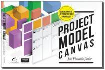 Project model canvas - gerenciamento de projetos s - Grupo elsevier