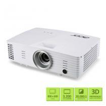 Projetor Acer 3200 Lumens 3D SVGA HDMI -