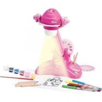 Projetor Desenhos Barbie Infantil Brinquedo 100 Modelos - Start